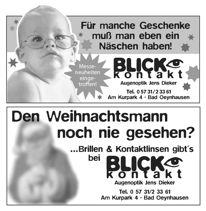 Nikolausi-Naeschen-Anzeige