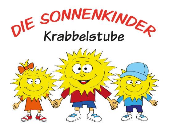"""Logo der Kita """"Sonnenkinder"""""""