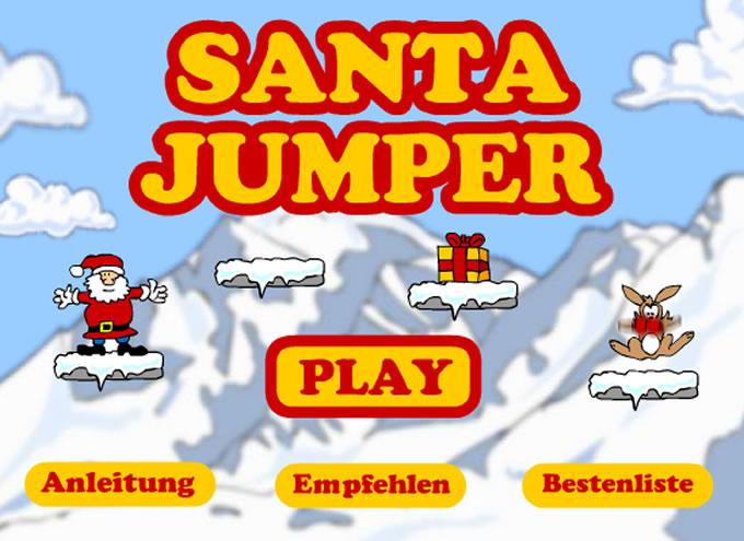 Santa-Jumper